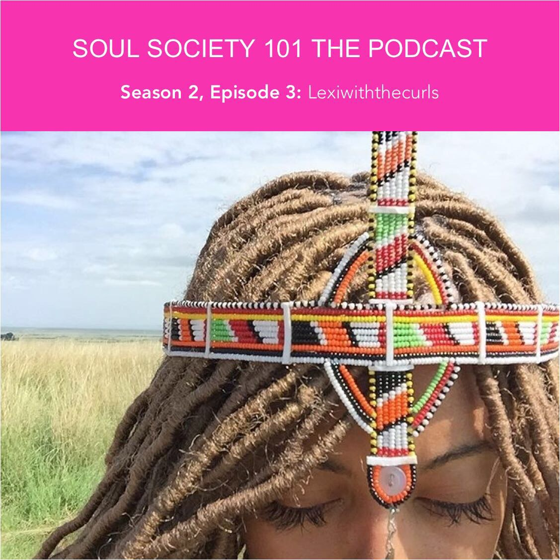 I'm a guest on the Soul Society podcast!