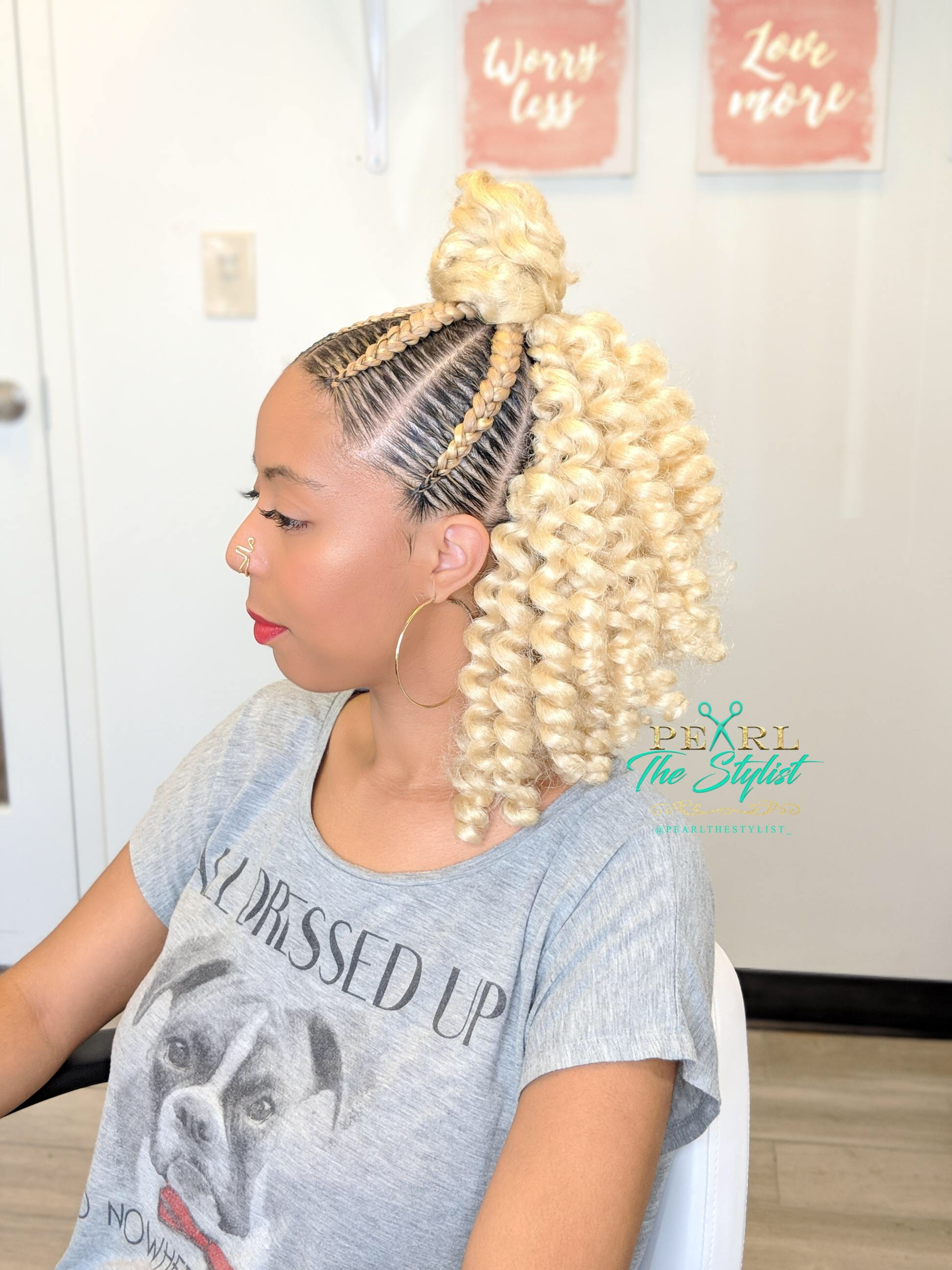 Stitch Braids & Crochet