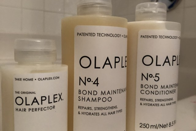 Keeping Your Blonde Hair Healthy With @Olaplex