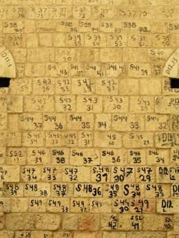 Reconstructed house, Jerusalem, Israel