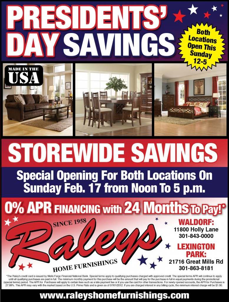 Have The Day Off Save On Furniture LexLeader