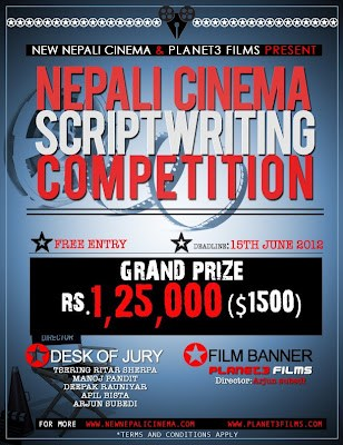 Nepali cinema scriptwriting competition lexlimbu fellow writers who take a keen interest in developing their own stories or even script writing this new competition launched by new nepali cinema and altavistaventures Image collections