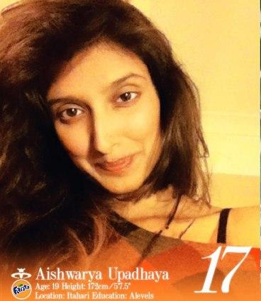 Aishwarya Upadhaya Miss Nepal 2013