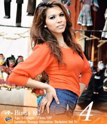 Bindu KC Miss Nepal 2013