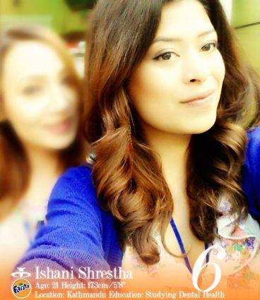 Ishani Shrestha Miss Nepal 2013