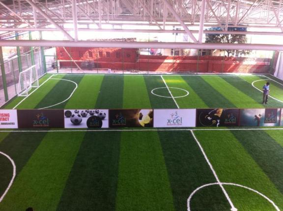 X Cel Recreation Centre In Baluwatar Lexlimbu