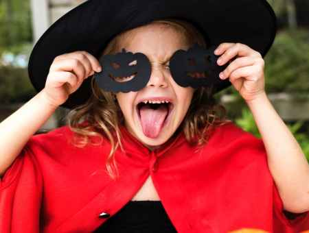 When Are Kids Too Old to Trick or Treat?