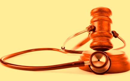 La legge dalla parte del medico