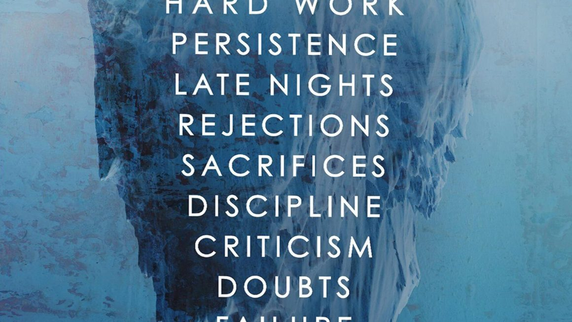Success Iceberg Scaled | Lexotani