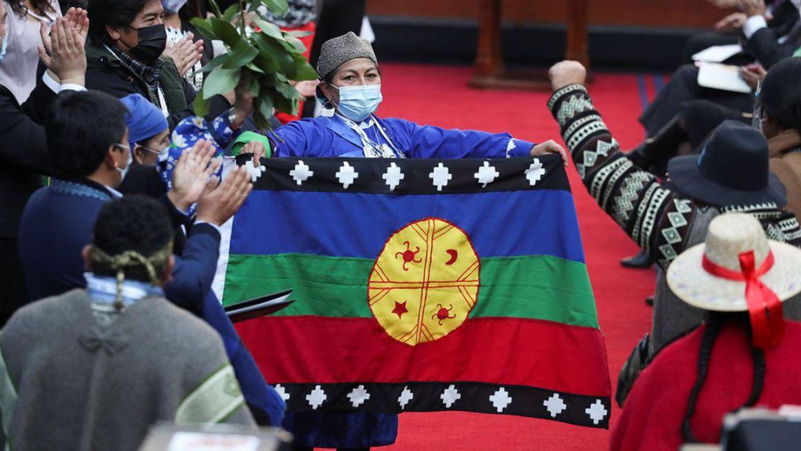Revolucion : Në Kili, Asambleja Themeluese Shpall Dr Elisa Loncon Si Presidente