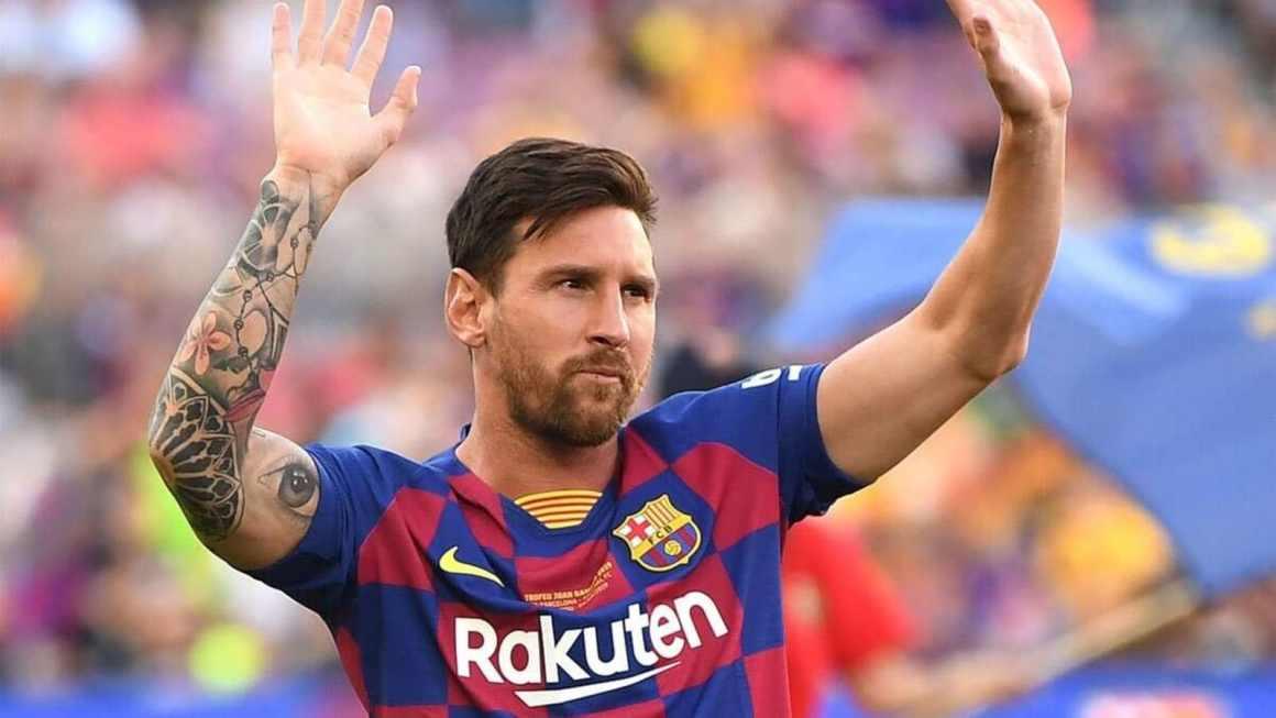 Leo Messi Nuk Do Të Qëndrojë Në Fc Barcelona