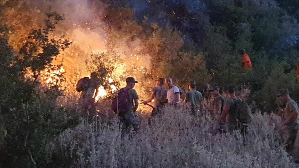 Lajm I Mirë : Shmanget Katastrofa E Zjarrit Në Autostradën Shqipëri-Kosovë