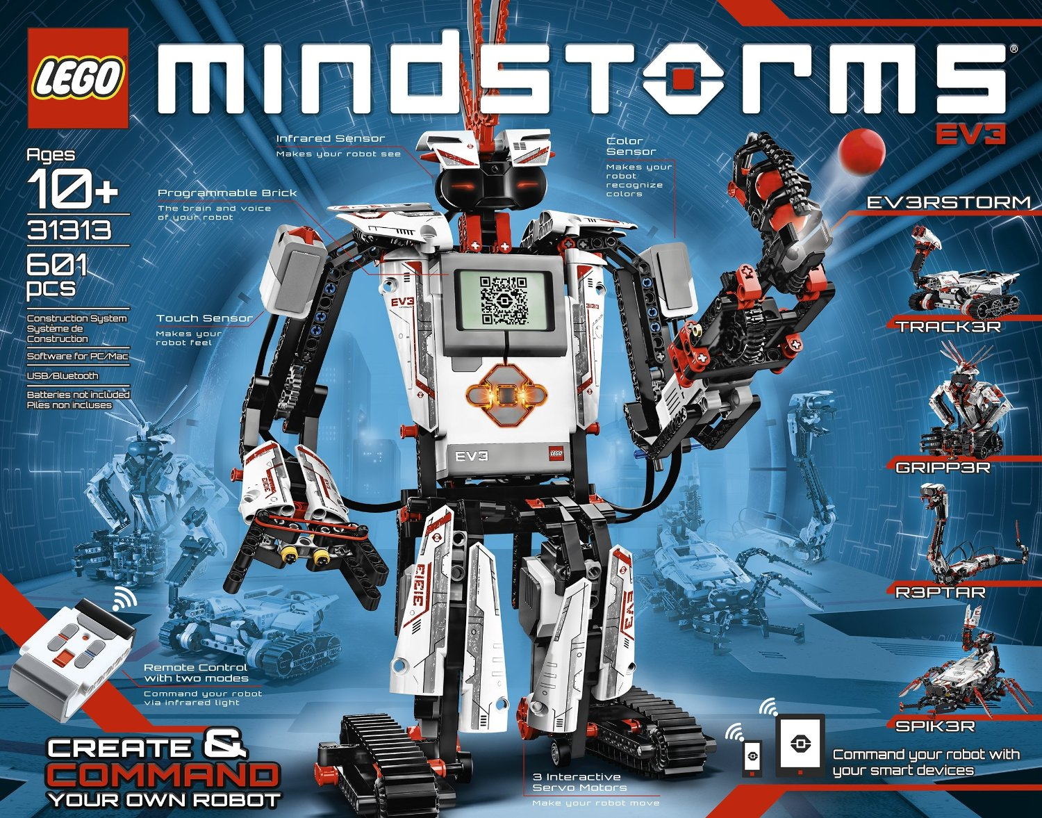 Mindstorm Feature