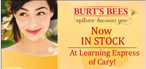 Burts Bees Blog Header