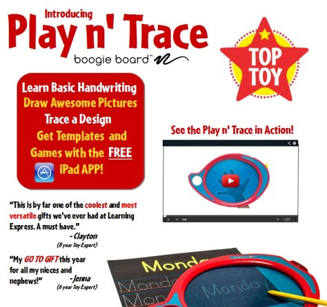 Play n' Trace
