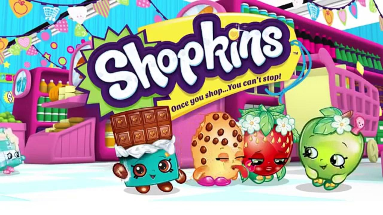 Shopkins Learning Express