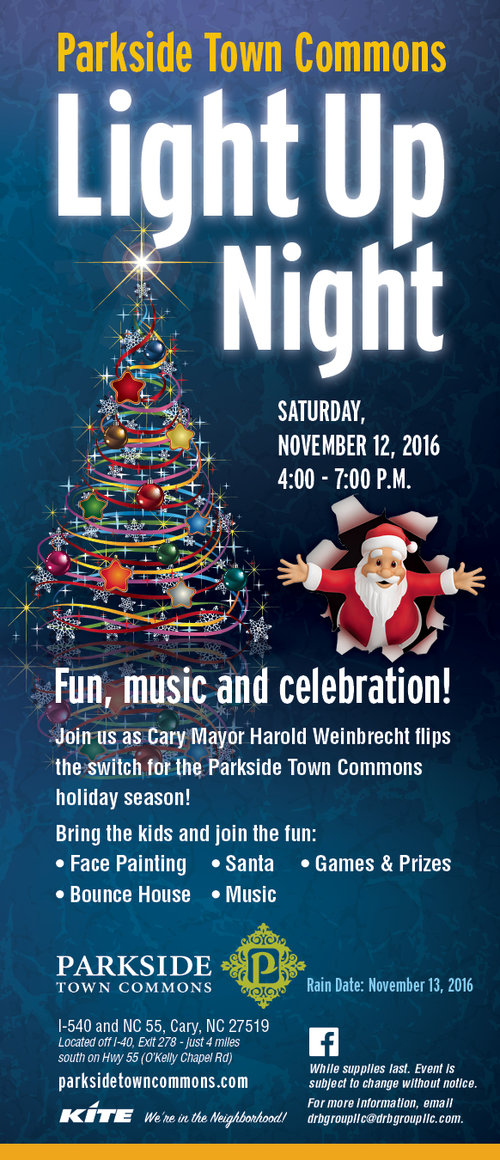 Parkside Town Commons Light Up Night Event Learning Express Gifts Brands Included PopSocket