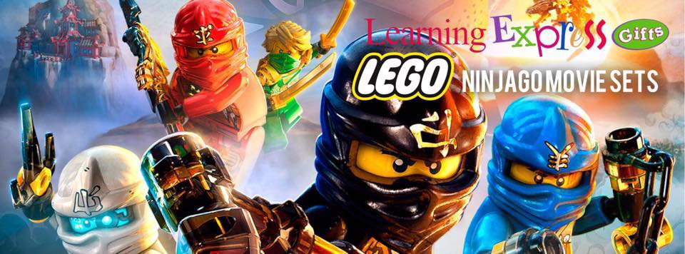 Lego Ninjago Learning Express