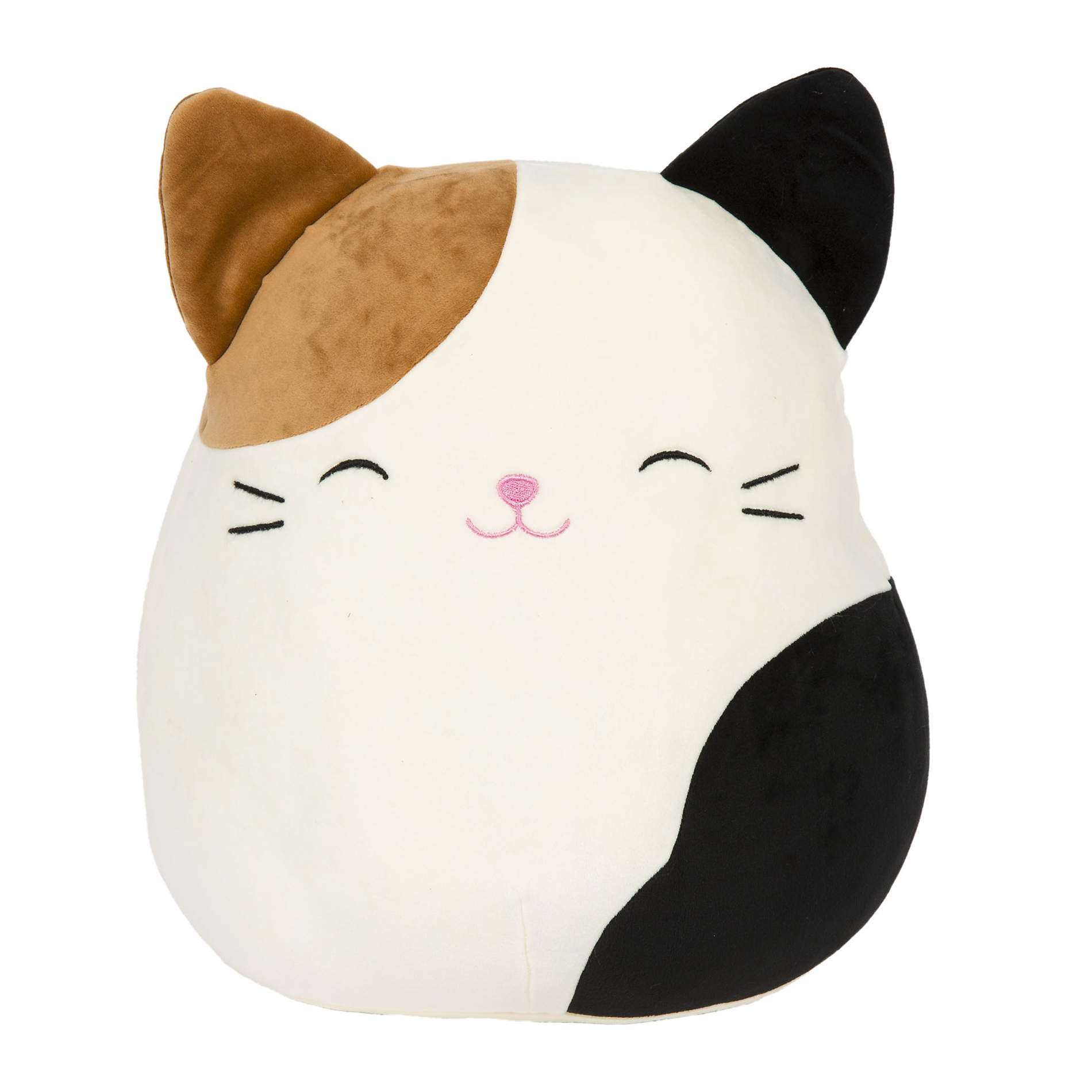 Squishmallows.BlackBrownCat.Cam_
