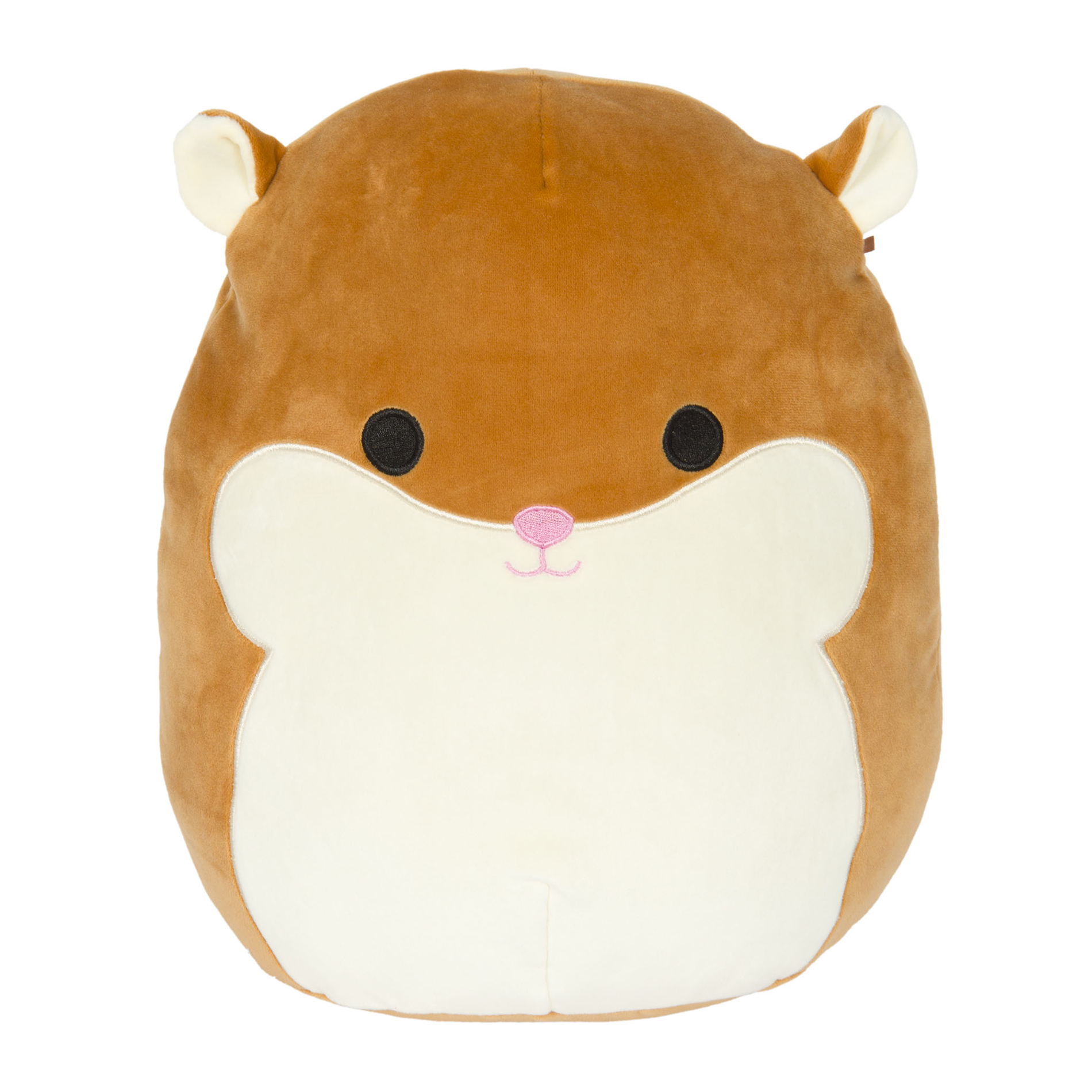 Squishmallows.BrownHamster.Humphrey