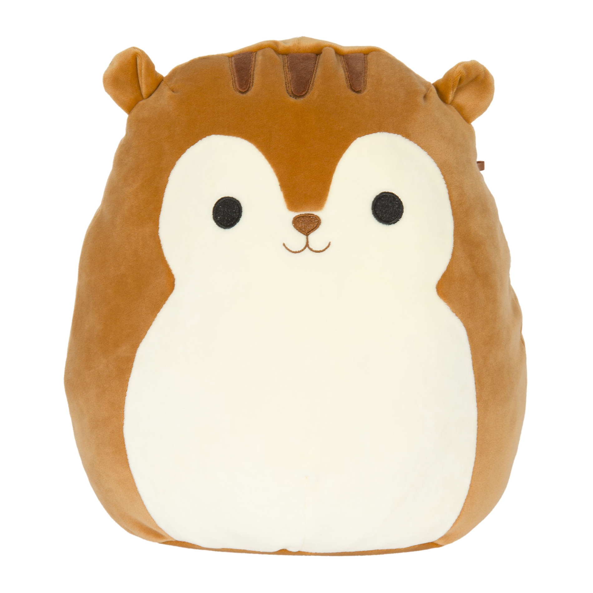 Squishmallows.BrownSquirrel.Sawyer