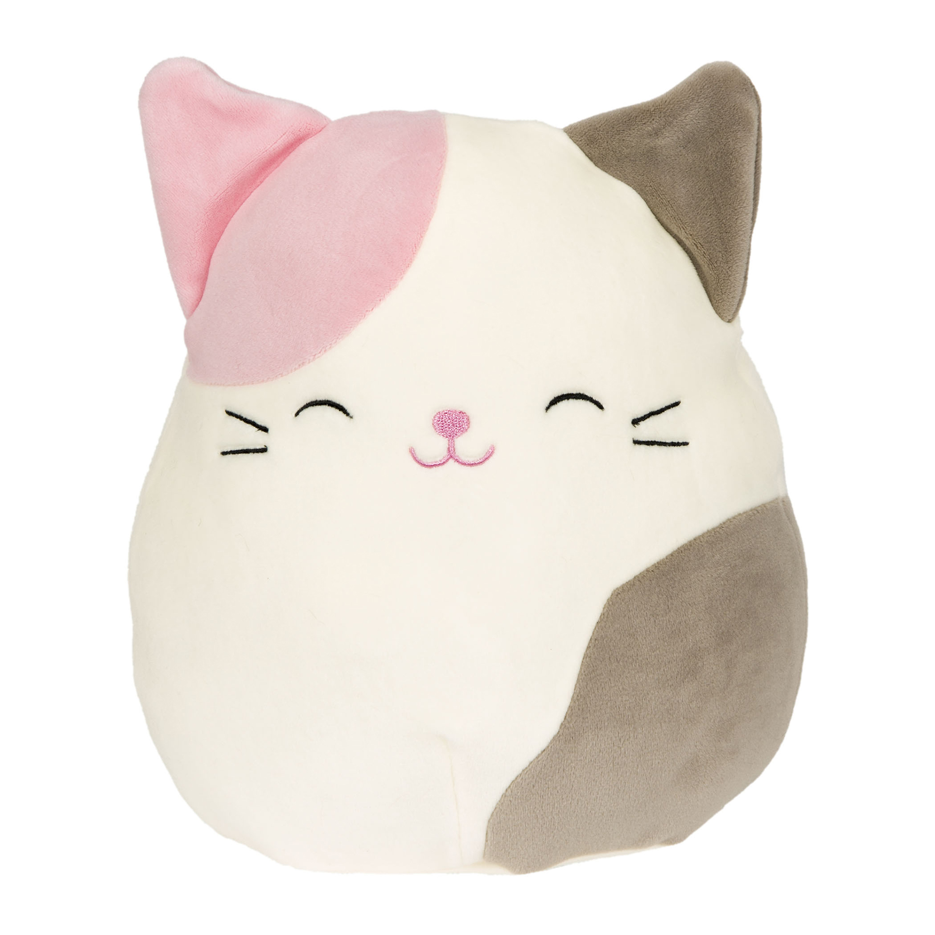 Squishmallows.PinkGreyCat.Karina