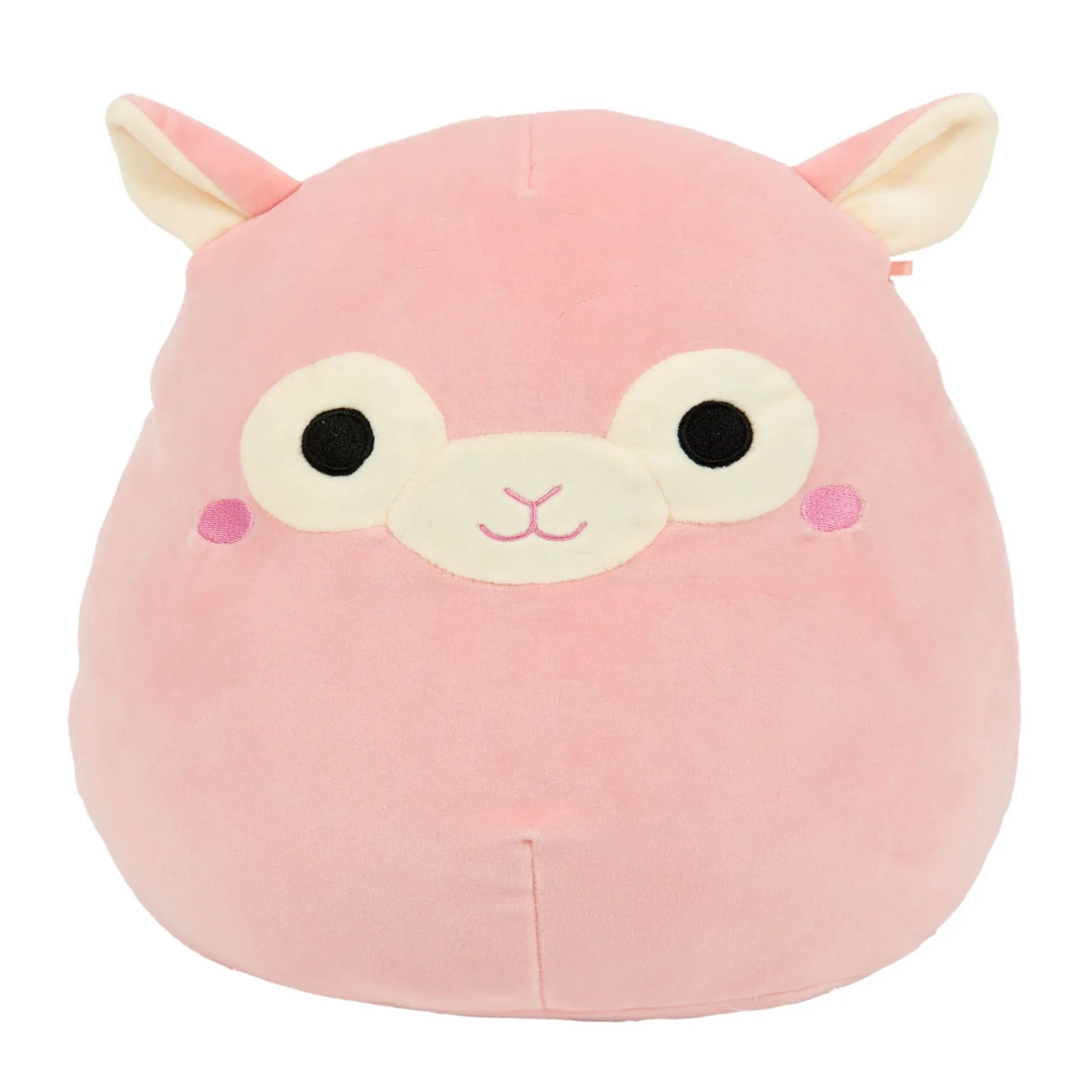 Squishmallows.PinkLlama.Mauve_