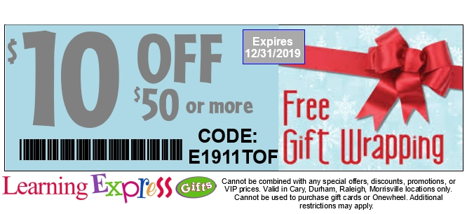 $10 OFF $50 COUPON