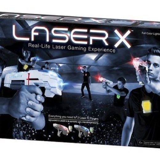 Laser X at Learning Express