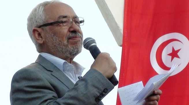 الغنوشي يهنأ التونسيين وكتلة حزبه بالقانون الانتخابي