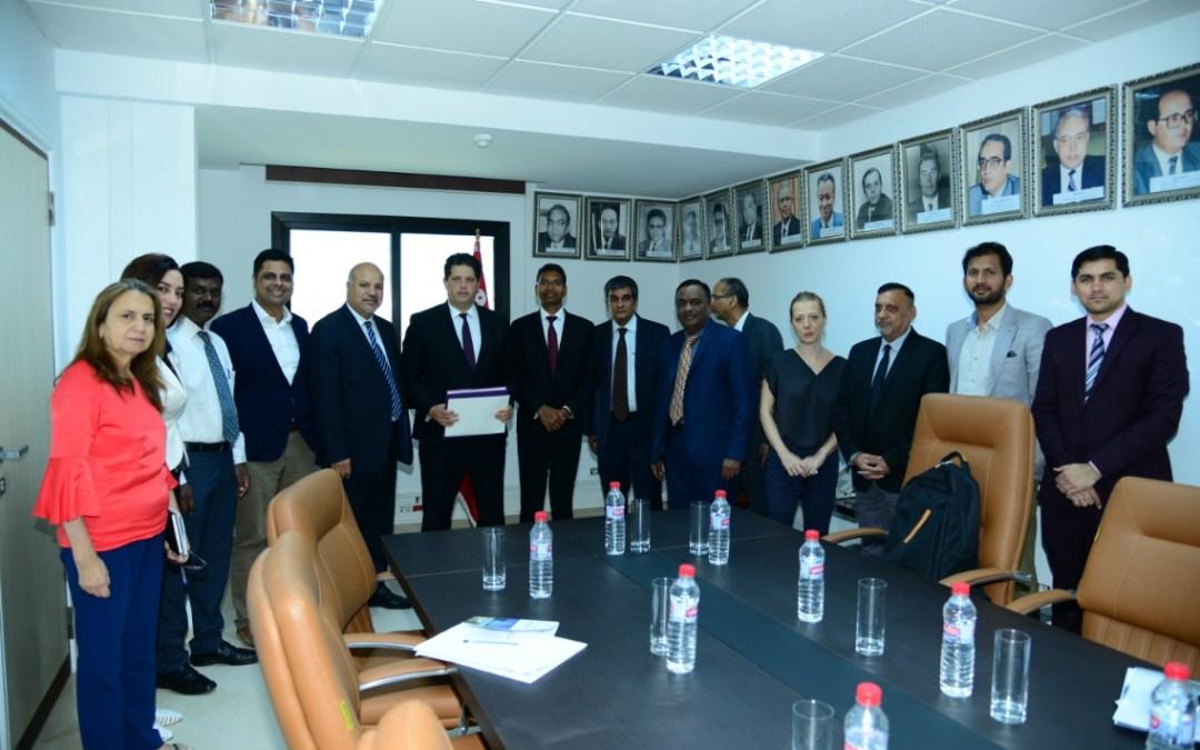 زيارة وفد رجال اعمال هندي إلى تونس