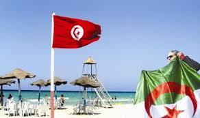 ارتفاع عدد السياح الجزائرين الوافدين إلى تونس