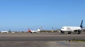 طرابلس: غلق المجال الجوي بمطار معيتيقة الدولي