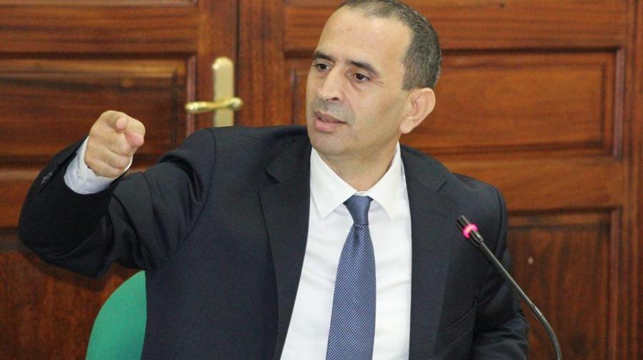مذيوب: قورشان قاتل الشرطية الفرنسية لم يزر البرلمان