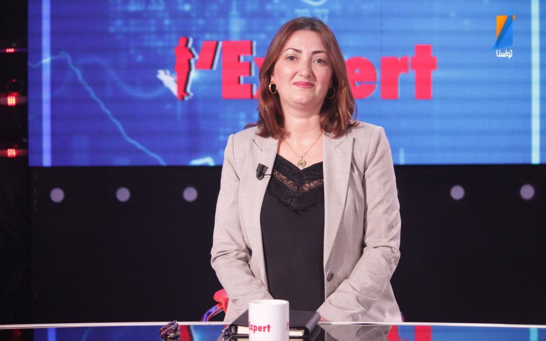 """السيدة """"سهير محفوظ"""" نائبة رئيس المجلس الوطني لهيئة الصيادلة بتونس: الصناعة المحلية للأدوية تغطي 60% من الإستهلاك الوطني للدواء"""