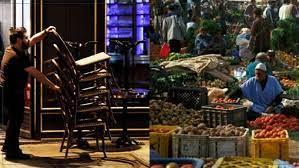 زغوان: رفع الكراسي من المقاهي والمطاعم وغلق الأسواق الأسبوعية