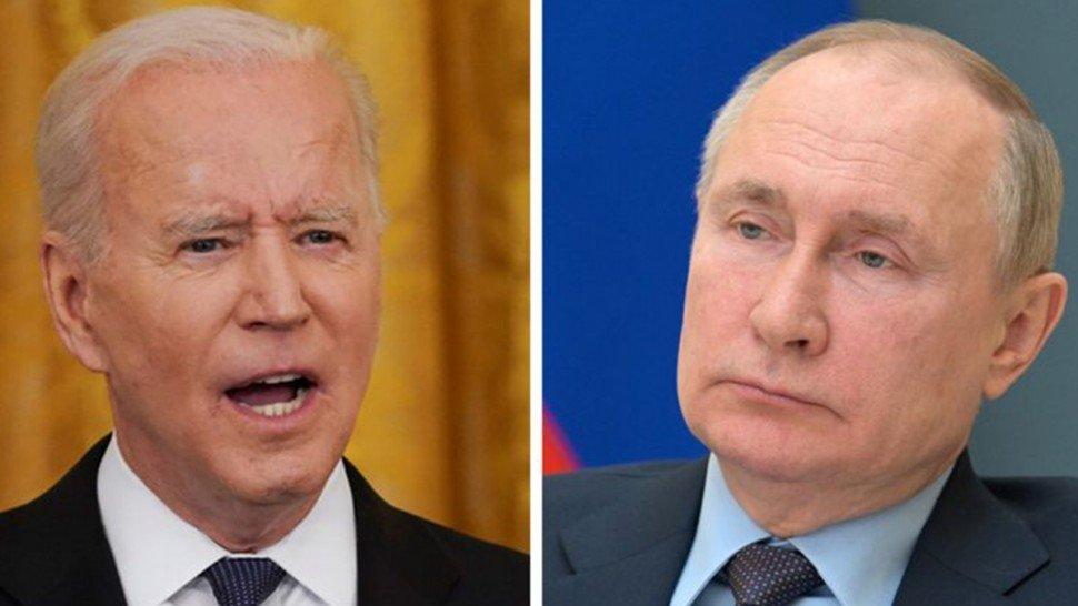 بايدن و بوتين يعقدان أوّل قمّة بينهما لبحث الخلافات بين الولايات المتحدة و روسيا