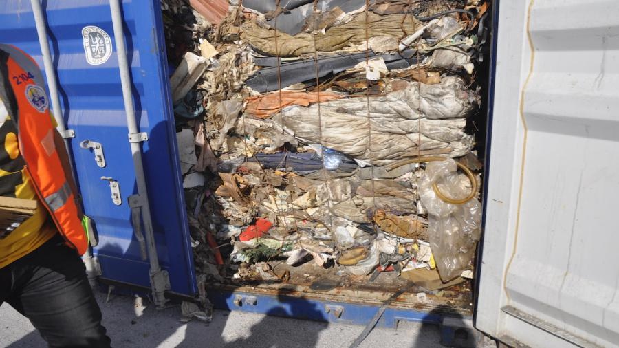 قضية النفايات الإيطالية : ختم الأبحاث وتوجيه التهم لهؤلاء