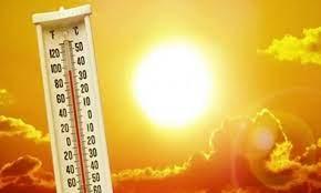 أجواء صيفية والحرارة أعلى من المعدلات العادية