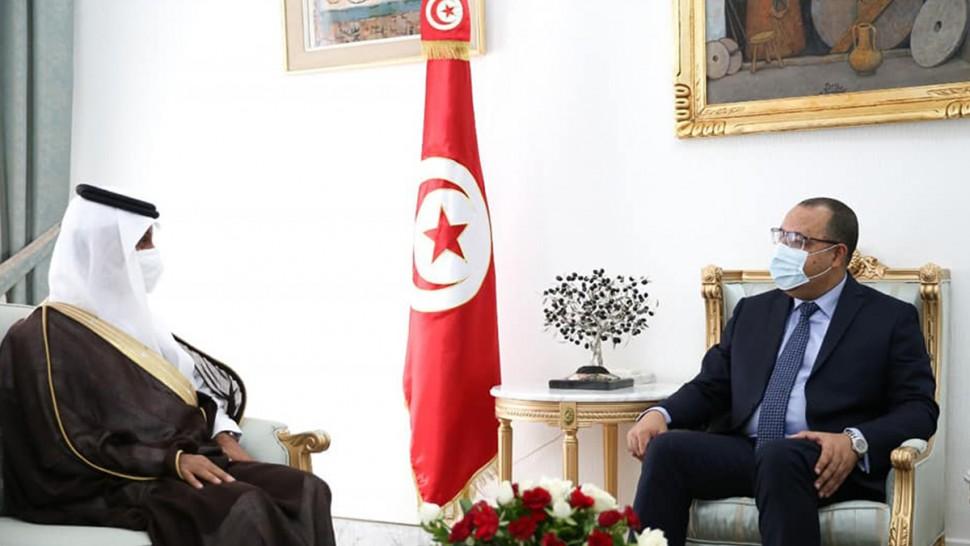 خلال لقاء جمعه بالمشيشي … وزير السياحة السعودي يؤكد رغبة بلاده في الاستثمار في تونس