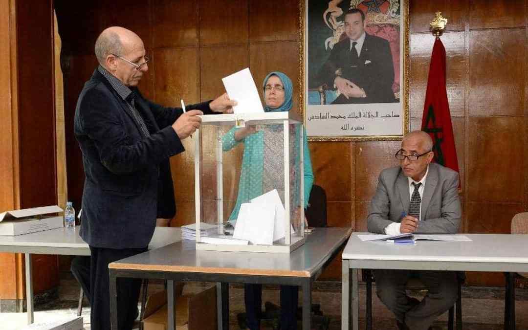 الإسلام السياسي يتهاوى في المغرب