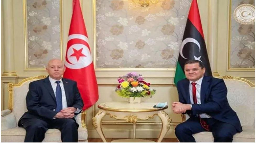 عبد الحميد الدبيبة يؤدي اليوم زيارة إلى تونس