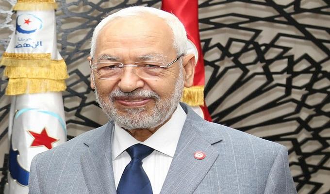 عاجل: راشد الغنّوشي يجمّد عضويّة عماد الحمامي صلب حركة النهضة