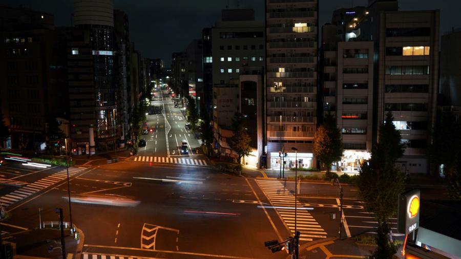 زلزال بقوة 6.1 درجة يضرب العاصمة اليابانية