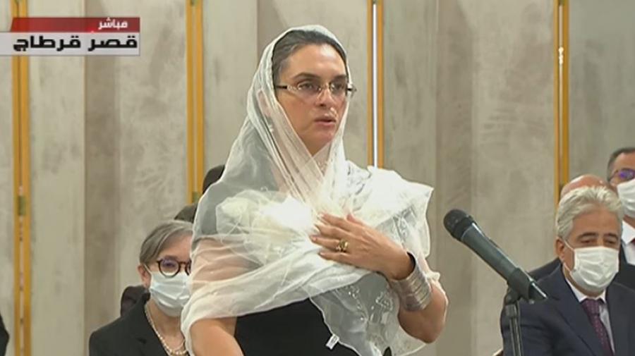 من هي ليلى الشيخاوي وزيرة البيئة