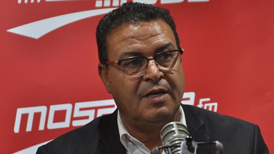 المغزاوي: الحوار سيشمل المنظمات وبعض الاحزاب الوطنية