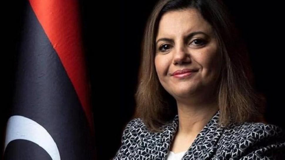 نواب ليبيون: وزيرة الخارجية تحشد لتأجيل الإنتخابات الرئاسية