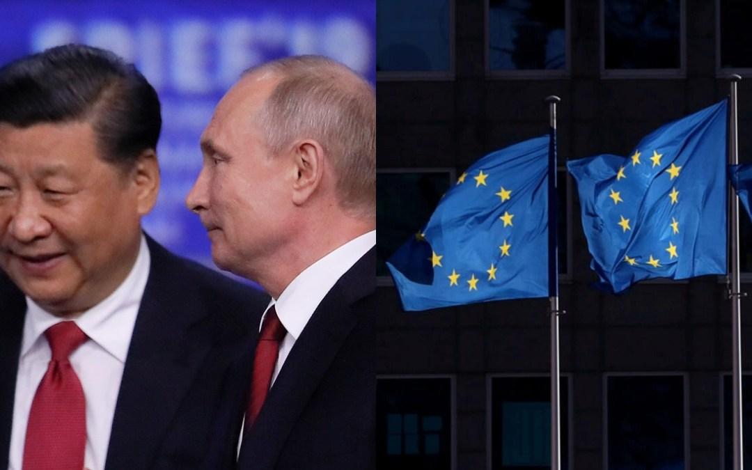 في حين تتخبط الصين و أوروبا في مشاكل نقص الطاقة.. روسيا تستعرض عضلاتها و تعبر عن استعدادها للمساعدة