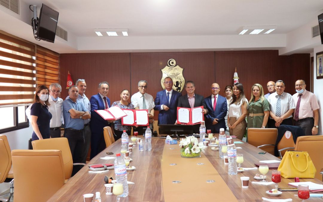 ''Tunisia JOBS''   عبر الوكالة الأمريكية للتنمية الدولية ''USAID''  في شراكة مع البنك التونسي للتضامن لتمويل مشاريع صغرى بعين دراهم