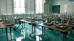 بنزرت: غلق قسمين بمدرسة اعدادية إثر إصابة 11 تلميذا وإطار تدريس بكورونا